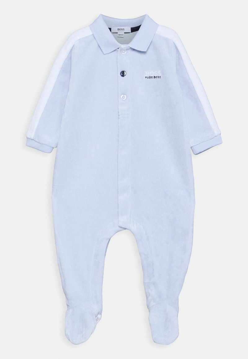 BOSS Kidswear - BABY - Pyjamas - pale blue