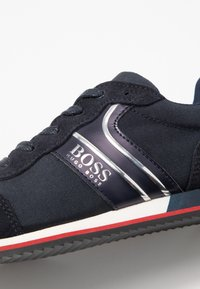 BOSS Kidswear - TURNSCHUHE - Trainers - marine - 2