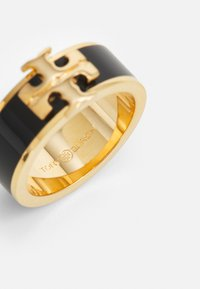 Tory Burch - KIRA  - Ring - gold-coloured/black - 2