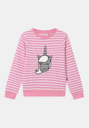SMALL GIRLS - Sweater - prism pink