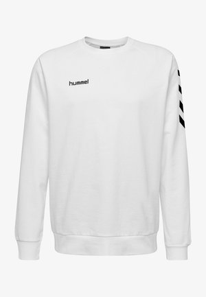 HMLGO  - Sweatshirt - white