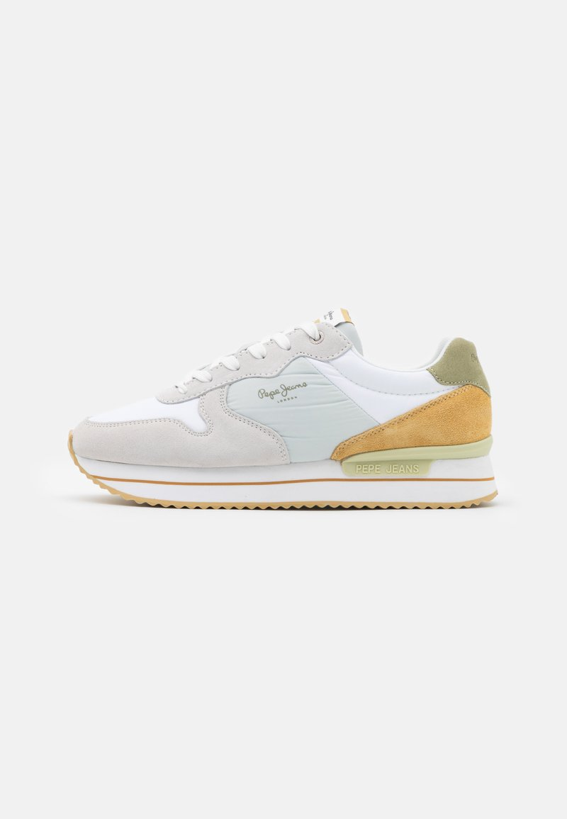 Pepe Jeans - RUSPER YOUNG - Sneakersy niskie - white