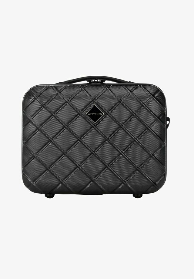 CLASSIC - Wash bag - schwarz