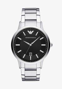 Emporio Armani - RENATO - Watch - silver - 0
