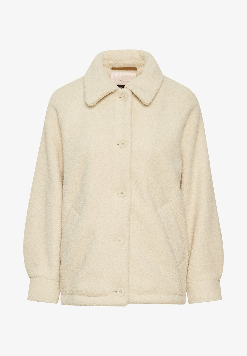 Part Two - Winter jacket - parchment
