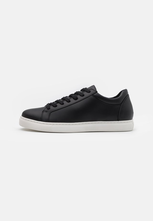 SLHEVAN TRAINER - Sneakers laag - black