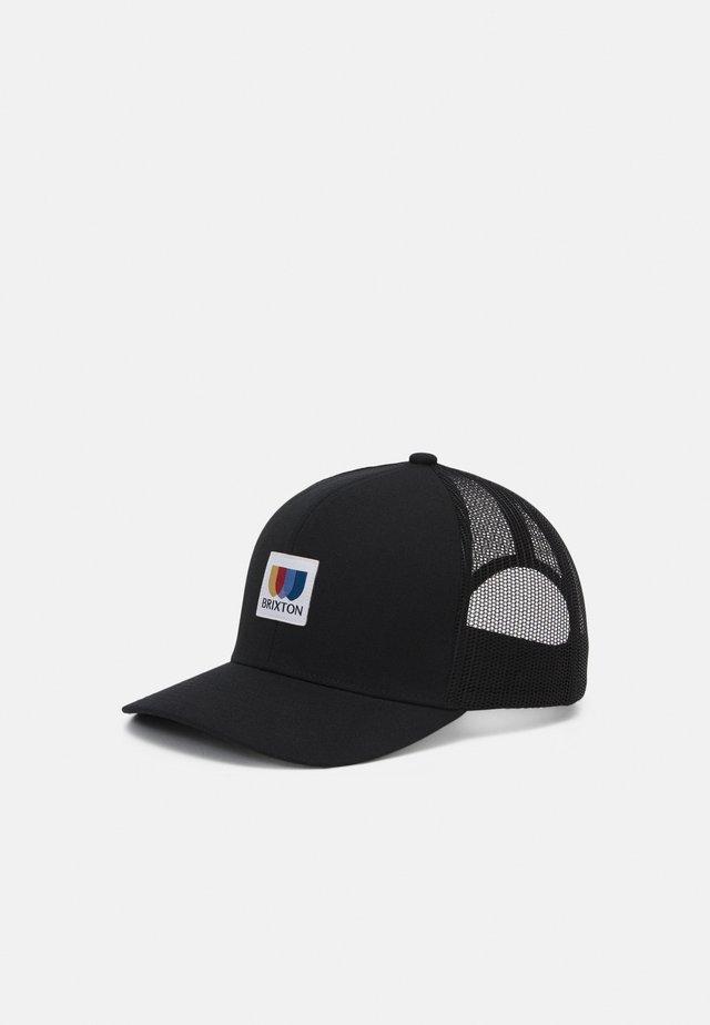 ALTON UNISEX - Cap - black