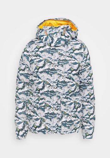 LIBERTY SIERRA JACKET - Down jacket - light grey