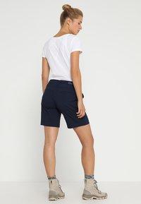 Jack Wolfskin - DESERT SHORTS  - Sports shorts - midnight blue - 2