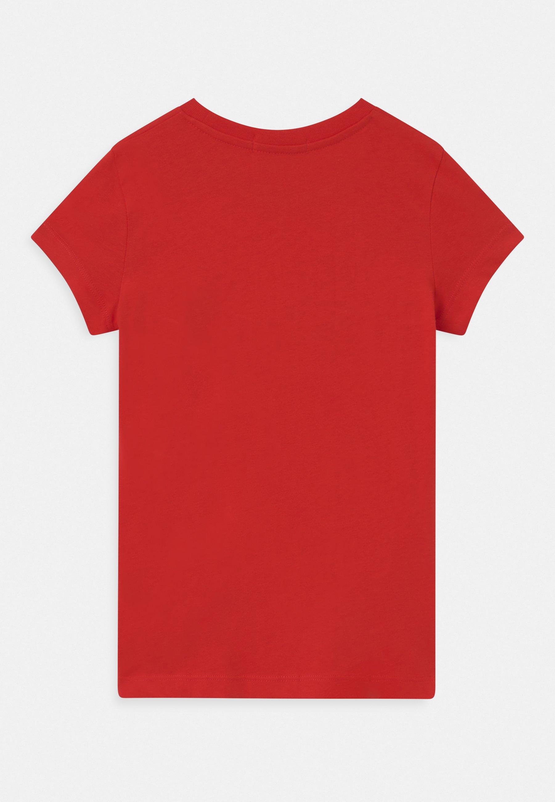 Kids OUTLINE LOGO BOX SLIM  - Print T-shirt