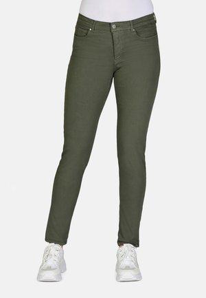 Jeans Skinny Fit - dark olive