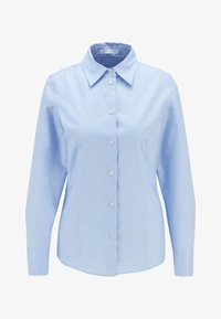 BOSS - BELLEVOU - Button-down blouse - patterned - 5