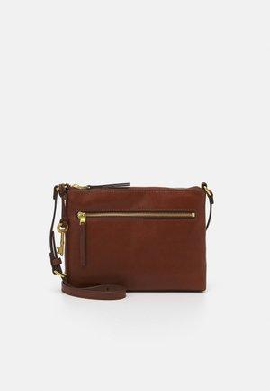 FIONA - Across body bag - brown