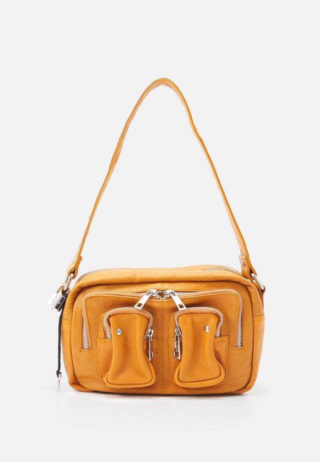 ELLIE - Across body bag - cognac