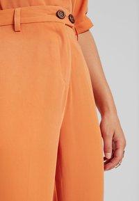 Fashion Union Petite - SAFFRON  - Trousers - orange - 5