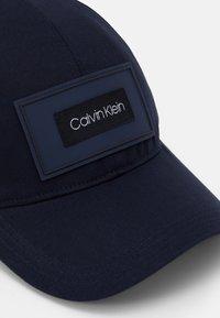 Calvin Klein - MULTI PATCH  - Czapka z daszkiem - black - 3