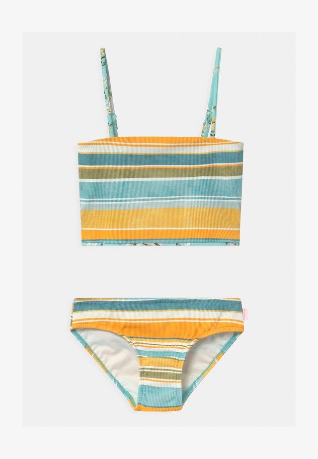 SPRING BLOSSOM REVERSIBLE - Bikini - atlantis