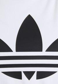 adidas Originals - CROPPED TANK - Toppe - white - 2