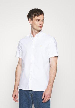 CROSS SHIRT - Overhemd - white