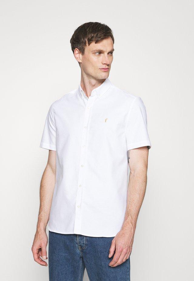 CROSS SHIRT - Shirt - white