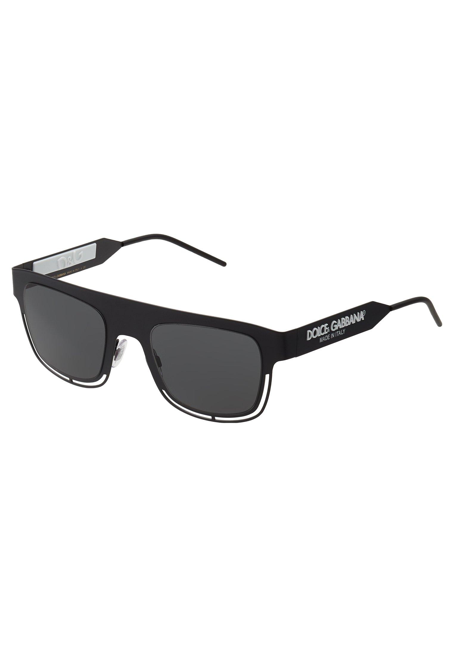 Dolce&Gabbana Solbriller - matte black/svart ocWThmyZzo275Bc