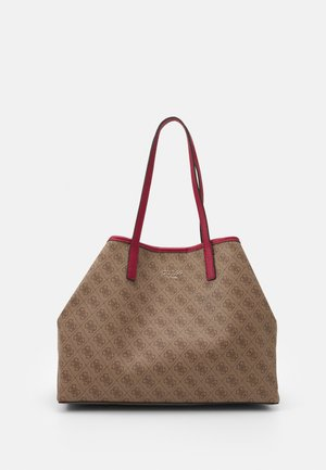 VIKKY - Shopper - brown