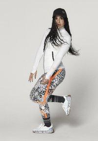 adidas by Stella McCartney - ADIDAS BY STELLA MCCARTNEY TRUEPURPOSE MIDLAYER JACKE - Sports jacket - white - 7