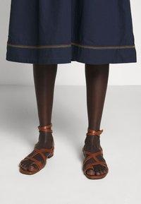 J.CREW - GWEN DRESS - Day dress - navy - 6