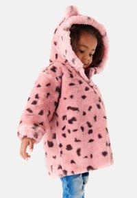 Next - Winterjas - pink - 0