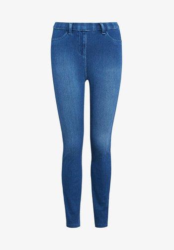 Pantalones - royal blue