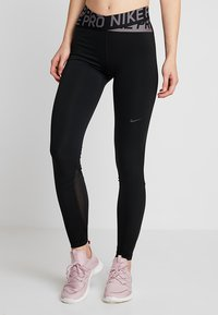 Nike Performance - INTERTWIST 2.0 - Tights - black/thunder grey - 0