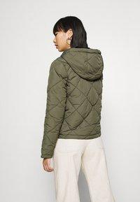 Noisy May - NMFALCON - Light jacket - dusty olive/black - 2