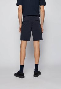 BOSS - SCHINO - Shorts - dark blue - 2
