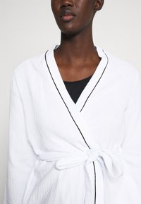 Anna Field - Dressing gown - white - 3