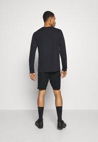 Nike Performance - PARIS ST GERMAIN SHORT - Korte sportsbukser - black/truly gold - 2
