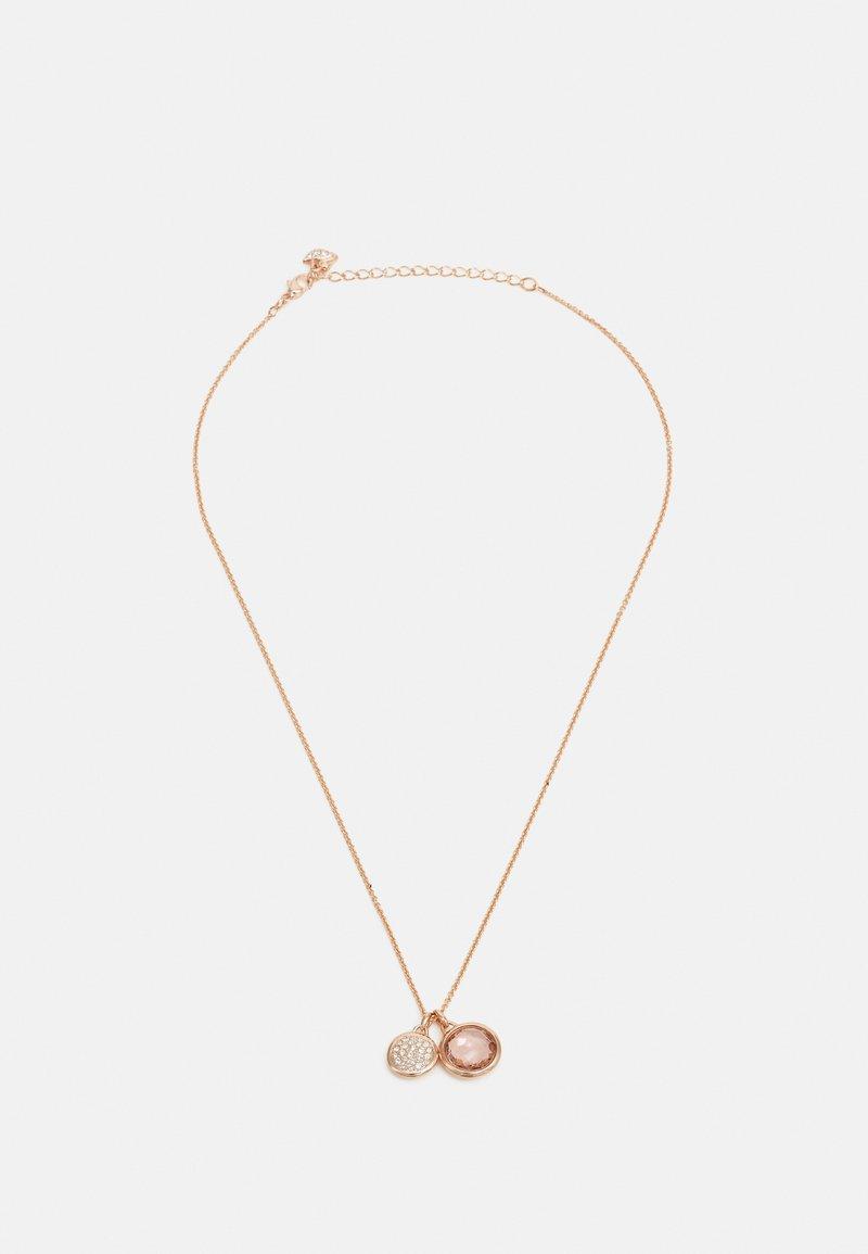 Swarovski - TAHLIA PENDANT - Necklace - vintage rose