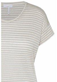 Cinque - Print T-shirt - sand - 2