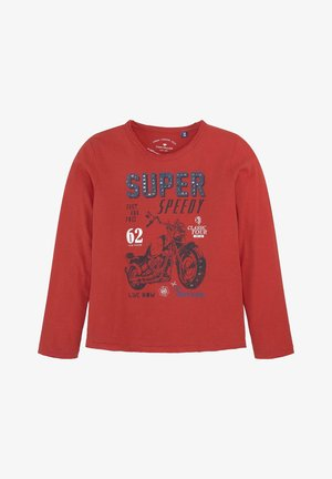 Longsleeve - new red red