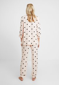 Etam - FILLIPA PANTALON - Pyjamasbyxor - rose - 2