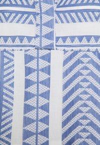 Marc O'Polo DENIM - WOVEN DRESSES - Day dress - White/ blue - 2