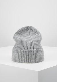 s.Oliver - Mütze - grey/black - 2
