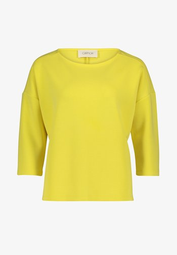 Long sleeved top - sunny