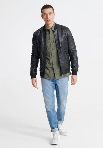SUPERDRY FIELD EDITION LONG SLEEVE SHIRT