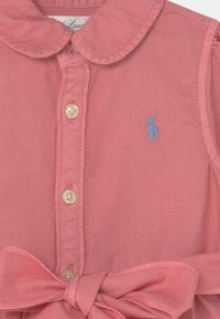 Polo Ralph Lauren - OXFORD DAY DRESS SET - Blousejurk - desert rose - 3