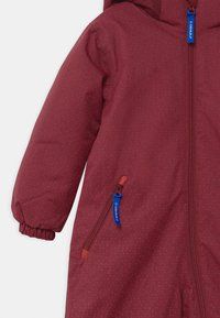 Finkid - TURVA ICE UNISEX - Snowsuit - persian red/cabernet - 4