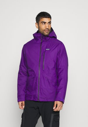 INSULATED SNOWSHOT - Laskettelutakki - purple