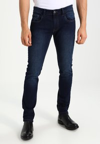 INDICODE JEANS - PITTSBURG - Jeans slim fit - dark blue - 0