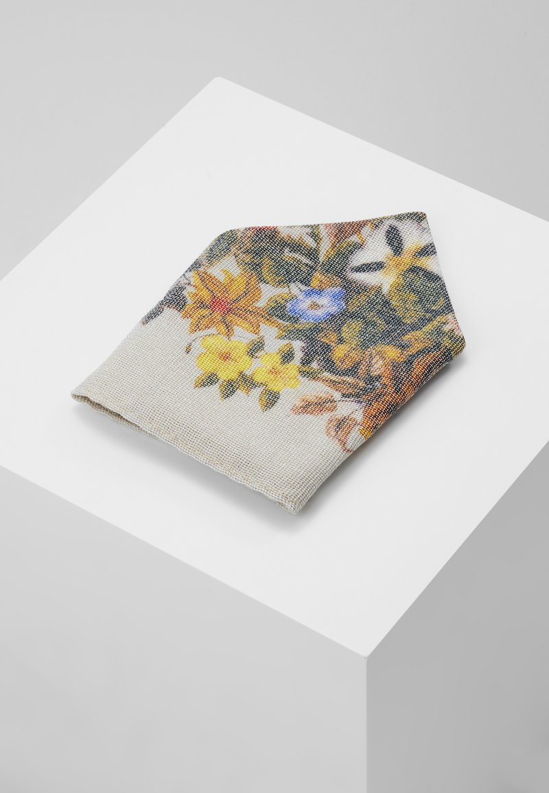 Selected Homme - SLHCLAUS HANKIE - Pocket square - sand