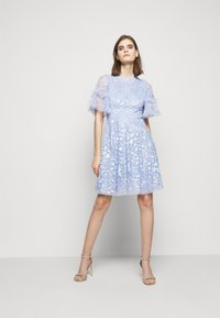 Needle & Thread - AURELIA MINI DRESS - Cocktail dress / Party dress - wedgewood blue - 1