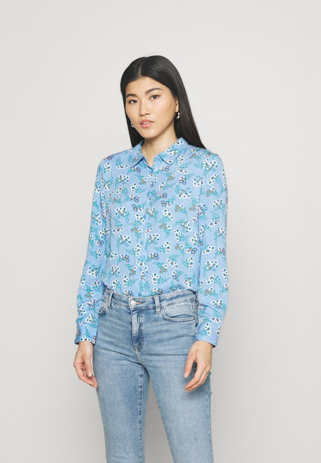 DITSY CASUAL - Overhemdblouse - blue